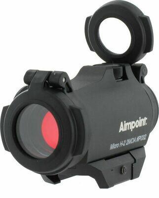 Прицел коллиматорный Aimpoint Micro H-2(2МОА) Weaver/Picantinny 200185