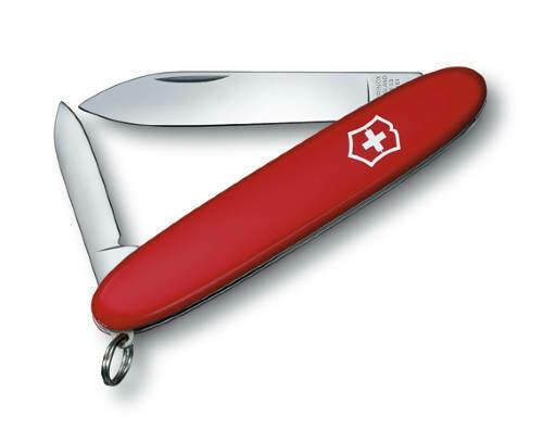 Нож Victorinox Excelsior, 84 мм, 3 функции, красный 0.6901