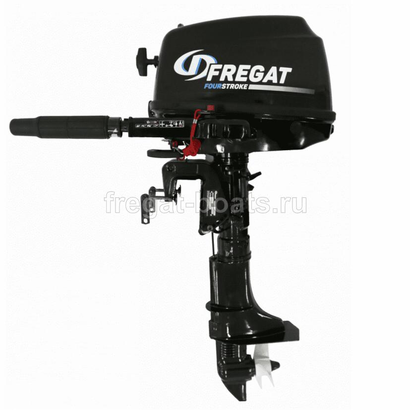 Лодочный мотор FREGAT F5 BMS 4-тактный
