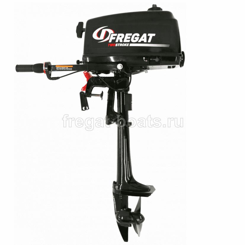 Лодочный мотор FREGAT T2.6 CBMS 2-тактный