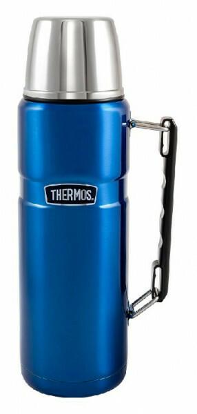 Термос Thermos SK 2010 BL Royal Blue 1.2л. синий