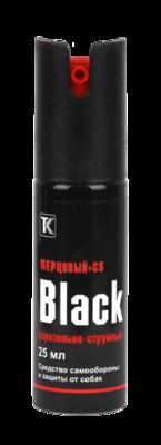 Black 25 мл