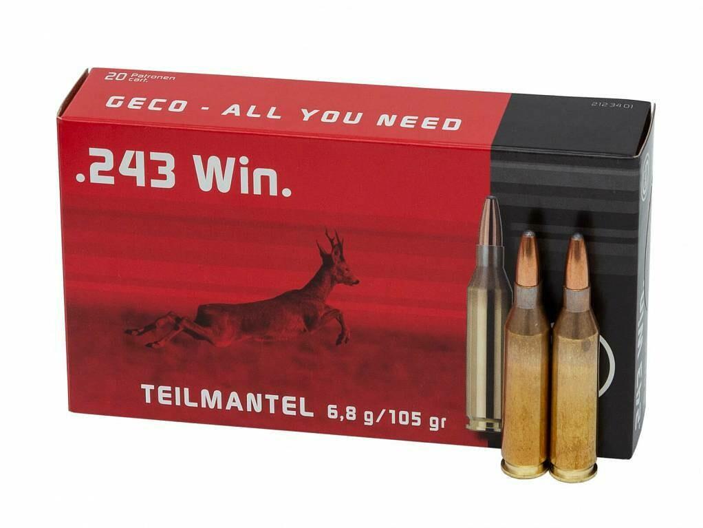 243 Win Geco TM SP 6,8гр п/о 2123401