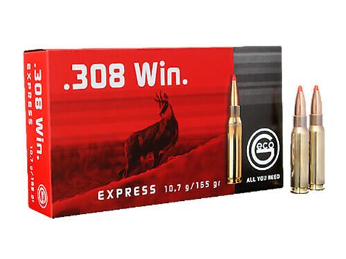 308 Win  Geco Express 10,7г. 2317804