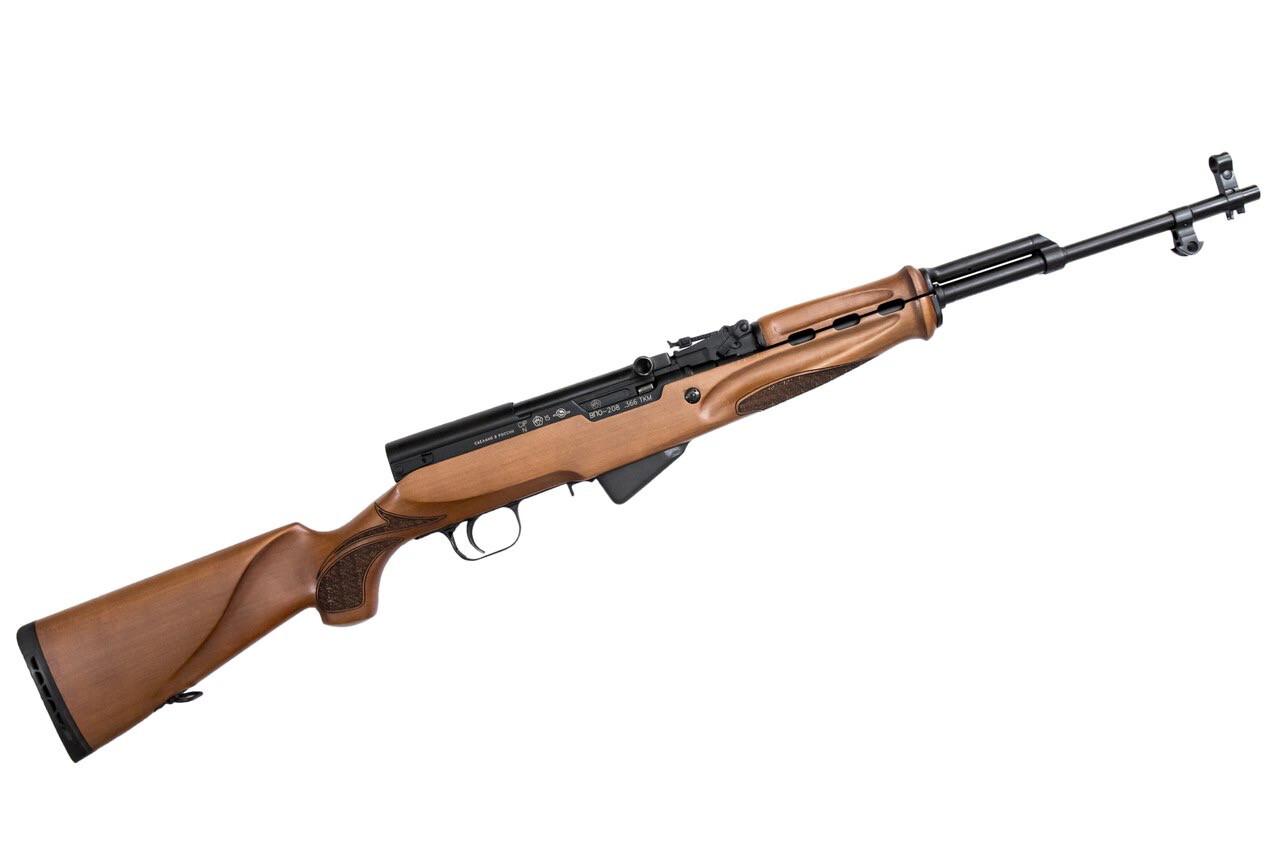 Ружье ВПО-208Л Калибр .366ТКМ, с планкой