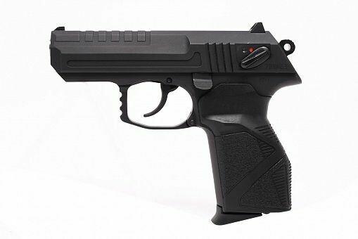 М-9 (ОООП) стрела, черн, к. 9мм РА