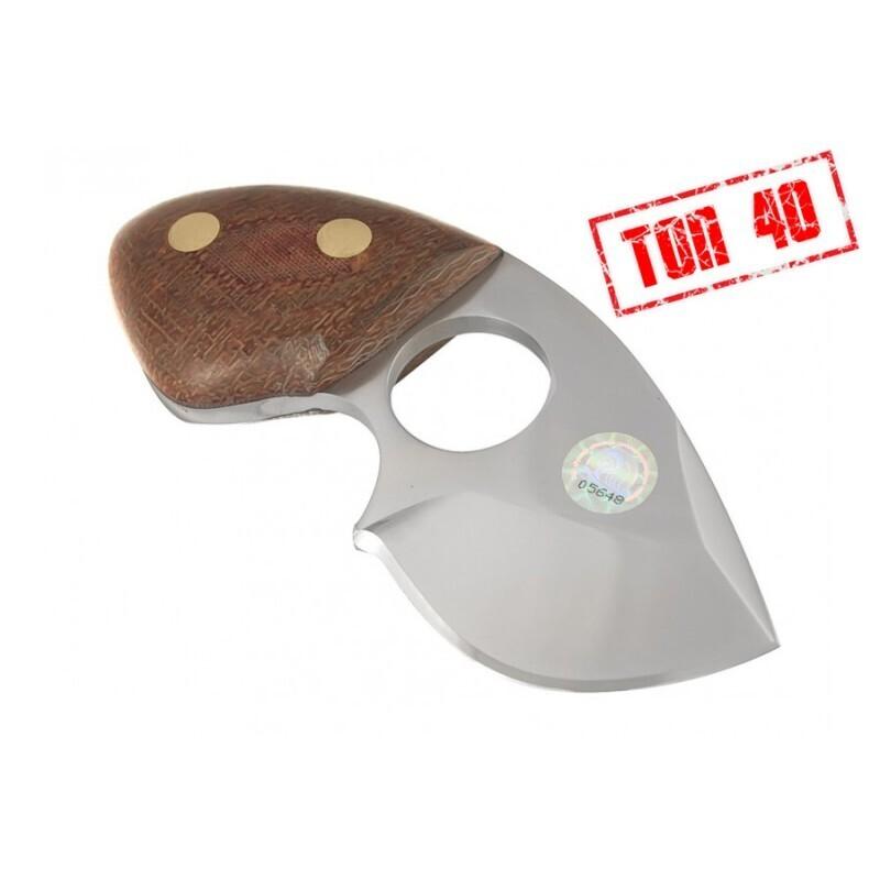 Нож Бобр (накл. рукоять) РО,