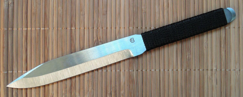 """Нож """"Казак-2"""" 65х13, веревка,"""
