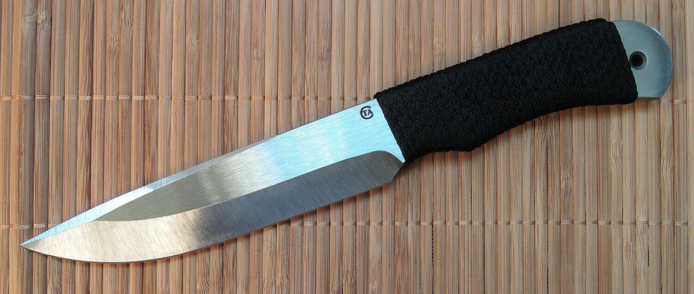 """Нож """"Сокол"""" 65х13, веревка,"""