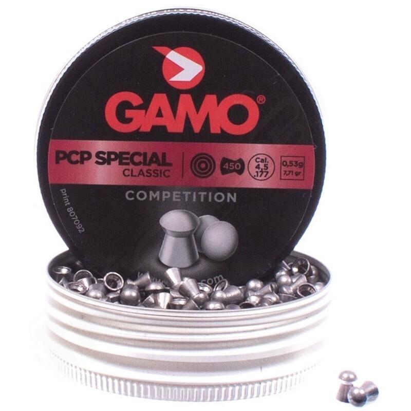Пули Gamo PCP Special 4.5мм. (450шт.)