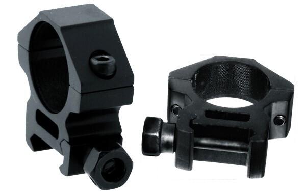 Кольца Leapers AccuShot weaver 25,4мм (RGWM-25L2) низкие,
