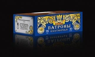 """Патроны охотничьи дробовые СКМ 12/76, 46 гр., п. Импорт, """"Магнум"""""""