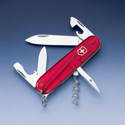 Нож Victorinox Spartan, 91 мм, красный 1.3603