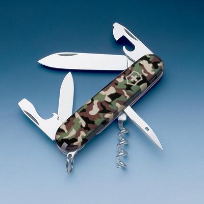 Нож Victorinox Spartan, 91 мм, камуфляжный 1.3603.94