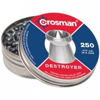 Crosman Destroyer 4,5 мм 7,9 гран (250 шт.)