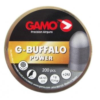 GAMO G-Buffalo к. 4,5 мм., 200 шт.