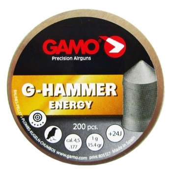 GAMO G-Hammer к. 4,5 мм., 200 шт.