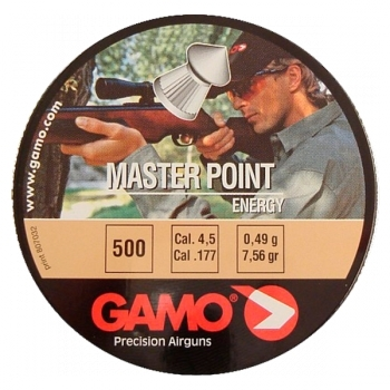Gamo Master Point, 4,5мм,  (500шт)