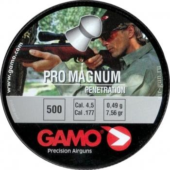 GAMO Pro Magnum, 4,5 мм, 500 шт.