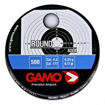 GAMO Round, 4,5 мм, 500 шт.