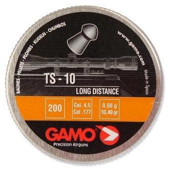 GAMO TS10, 4,5 мм, 200 шт.
