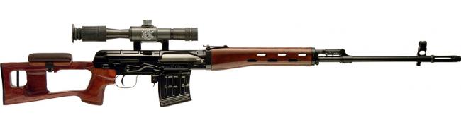Тигр-05, L=530, кучность 30мм