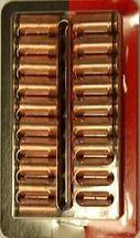 Патрон 9 мм РА КСПЗ уп. 20 шт.