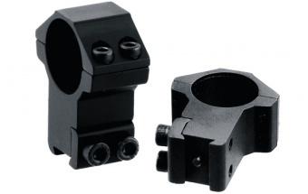 Кольца Leapers 25,4 мм на планку 10-12 мм средние RGPM-25H4