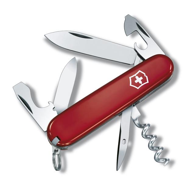 Нож Victorinox Tourist красный (0.3603)