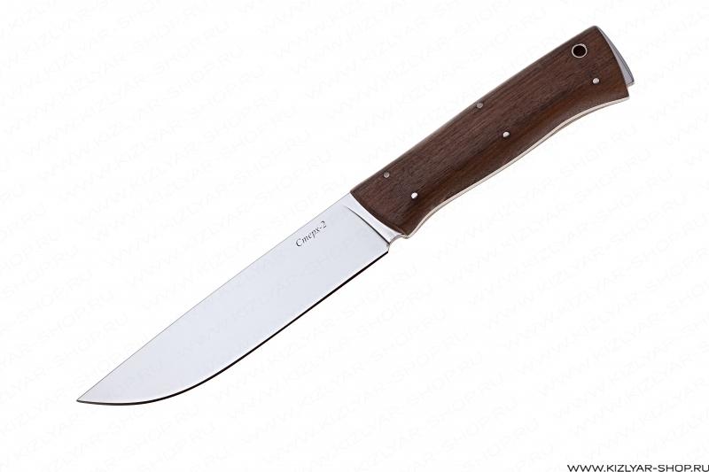 Нож Стерх-2 дерево