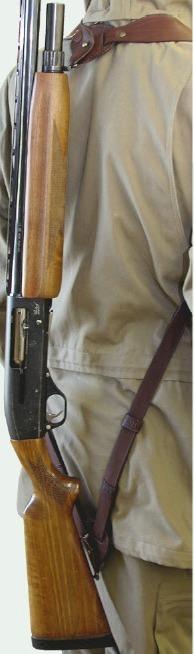 Ремень ружейный двухплечевой быстросъемный 337 ХСН