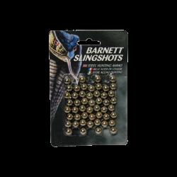 Шарики cтальные для рогаток BARNETT 50 шт.