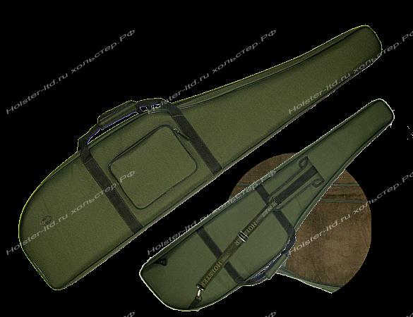 Кейс 120 с ночным прицелом / ПВ Хольстер
