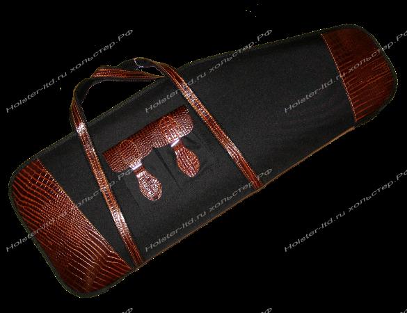 Кейс ИЖ-27 ВП, кожа Хольстер