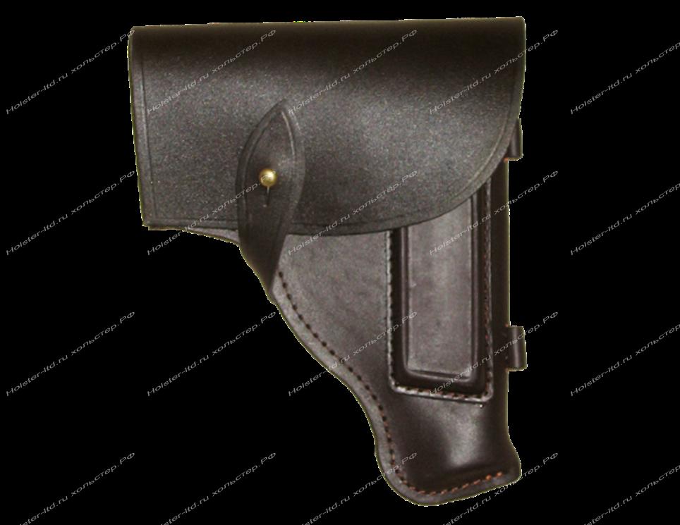 кобура ША ИЖ-79 (56-ш-125) / кожа /  Хольстер