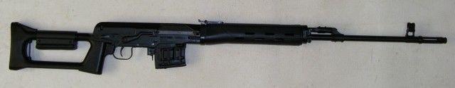 Тигр-01 к.7,62х54R  пластик, удл, ком ст 30