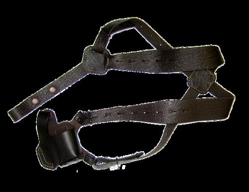 Кобура наплечная М ОСА-ПБ4-2 (кожа)