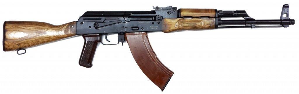 Ружье ВПО-209Л АКМ, калибр.366ТКМ
