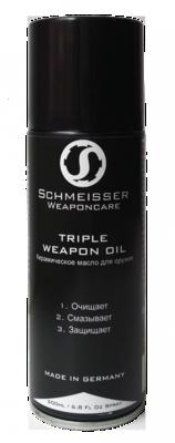 Schmeisser керамическое масло для оружия, 200 мл (арт.SW80-0010-VE12-RU)