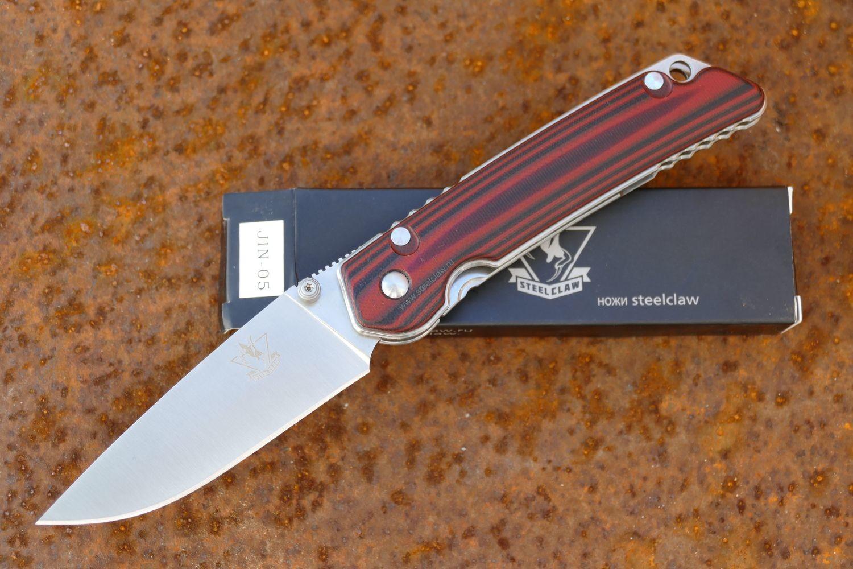 Нож STEELCLAW JIN-05