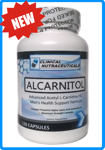 Alcarnitol Peyronie's Health Product