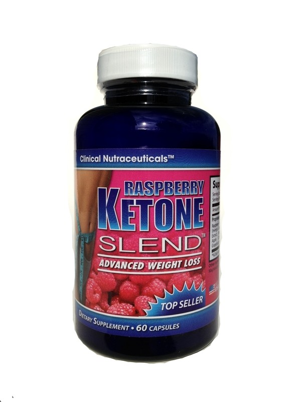 Raspberry Ketone Slend™ - Powerful Diet Capsules