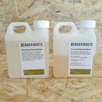 Universal Epoxidharz 1,55 kg Gebinde