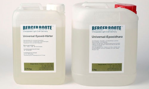 Universal Epoxidharz 7,75 kg Gebinde
