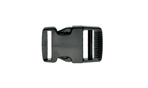 Steckschließer, 20 mm, einseitig regulierbar
