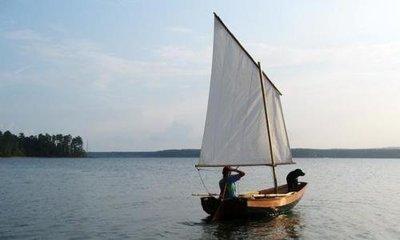 Passagemaker (Lug Rig)