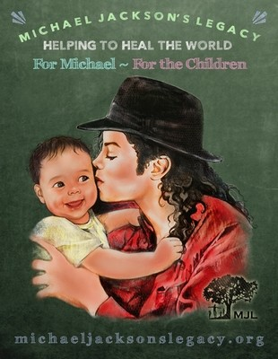 Helping to Heal the World - fridge magnet