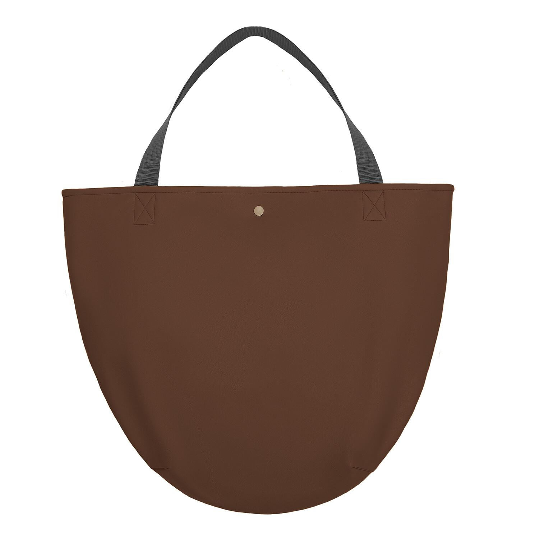 Сумка-шоппер ko-ko-ko коричневая