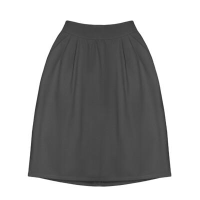 Взрослая юбка антрацит (2020)