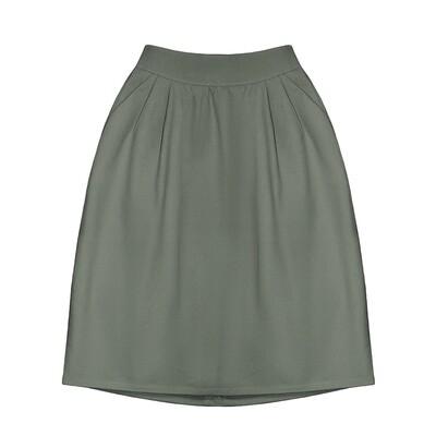Взрослая юбка хаки (2020)